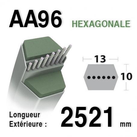 Courroie aa96
