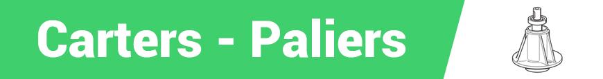 Carters - Paliers