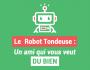 Le robot tondeuse : un ami qui vous veut du bien !
